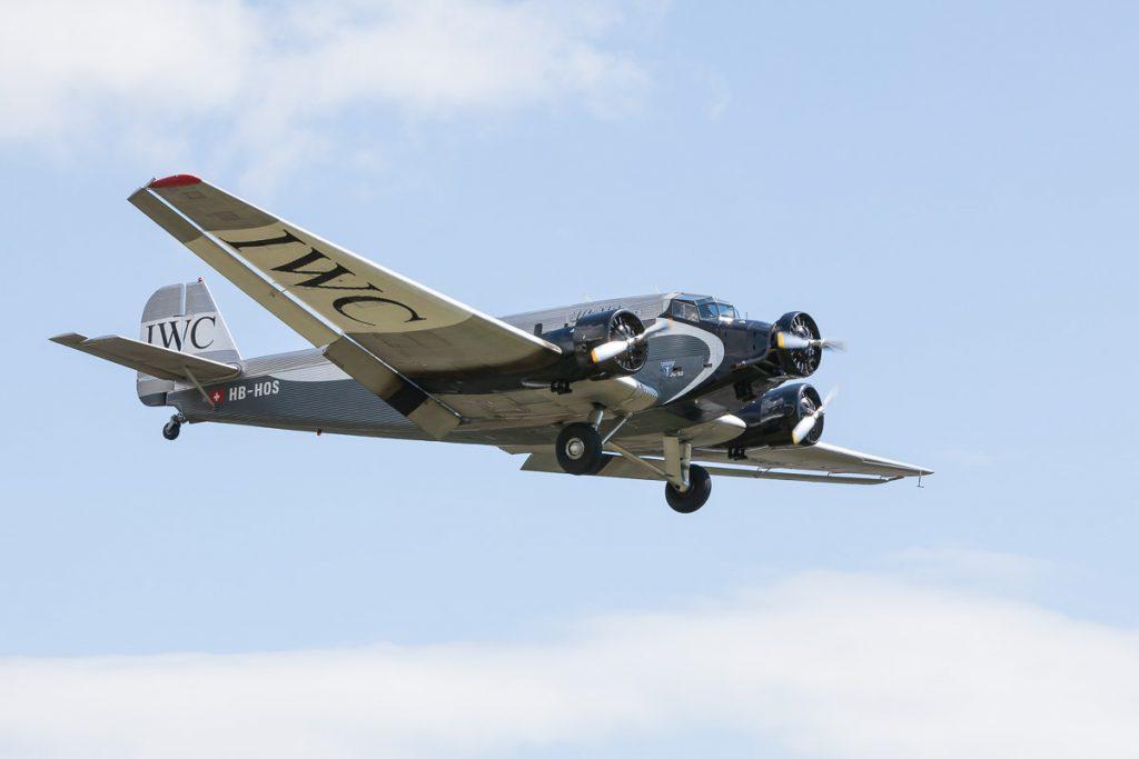 Junkers Ju 52 (HB-HOS)