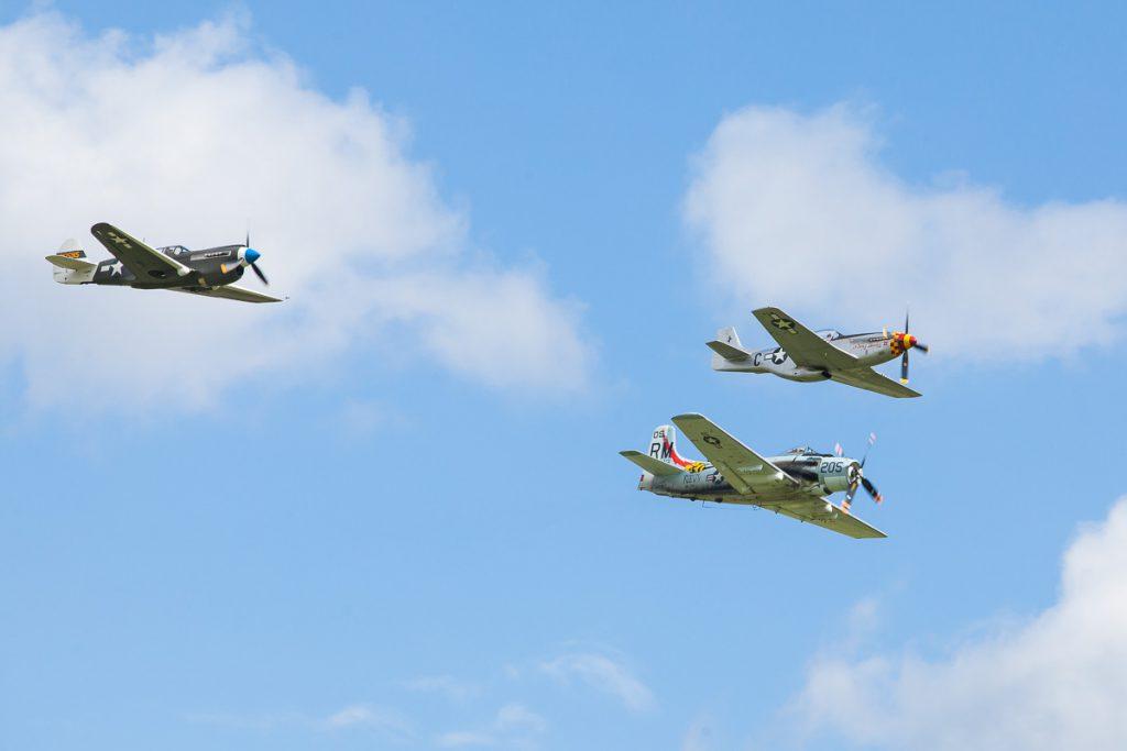 Airshow Gelnhausen 2011 - Die Warbirds