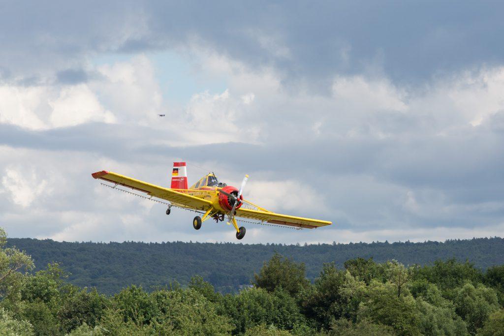 Airshow Gelnhausen 2015 - PZL-106A Kruk - Traktor (D-FOAB)