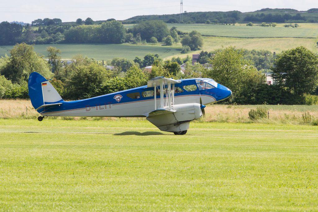 De Havilland DH-89A Dragon (D-ILIT)