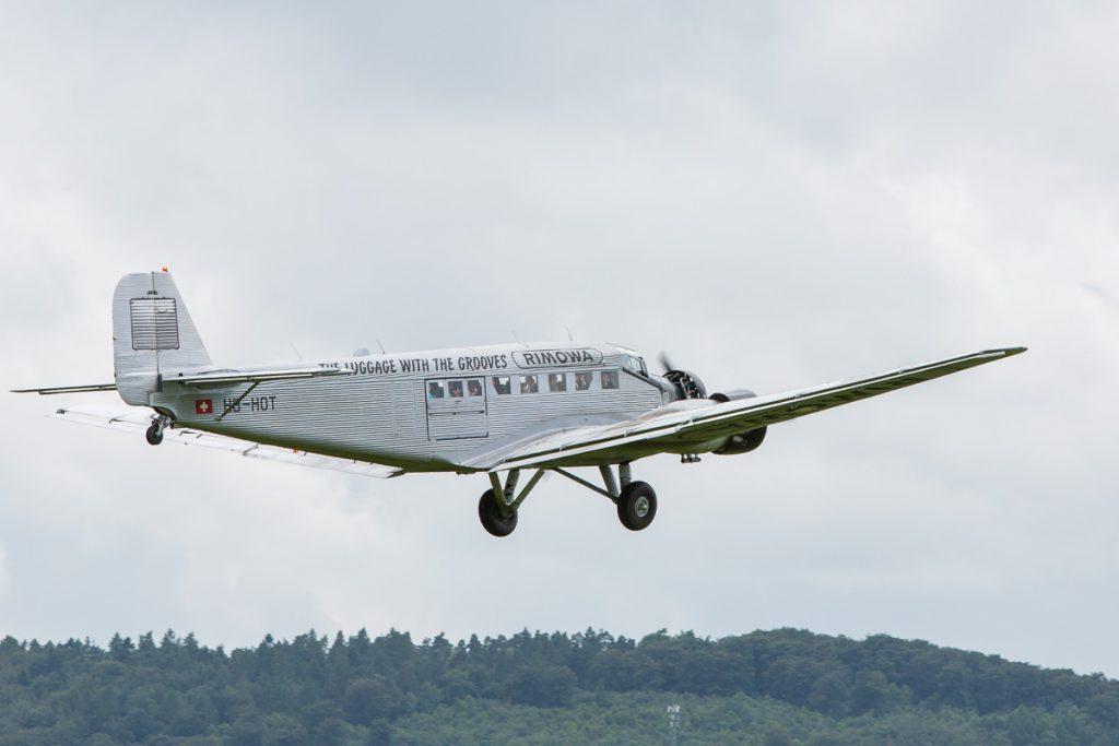 Junkers Ju 52 (HB-HOT)