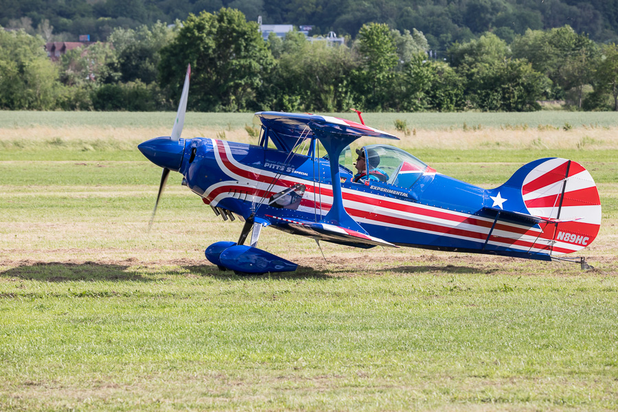 Pitts S1 Special (N89HC)