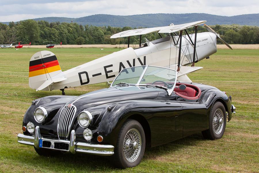 Bücker Jungmann 131 B (D-EAVV)