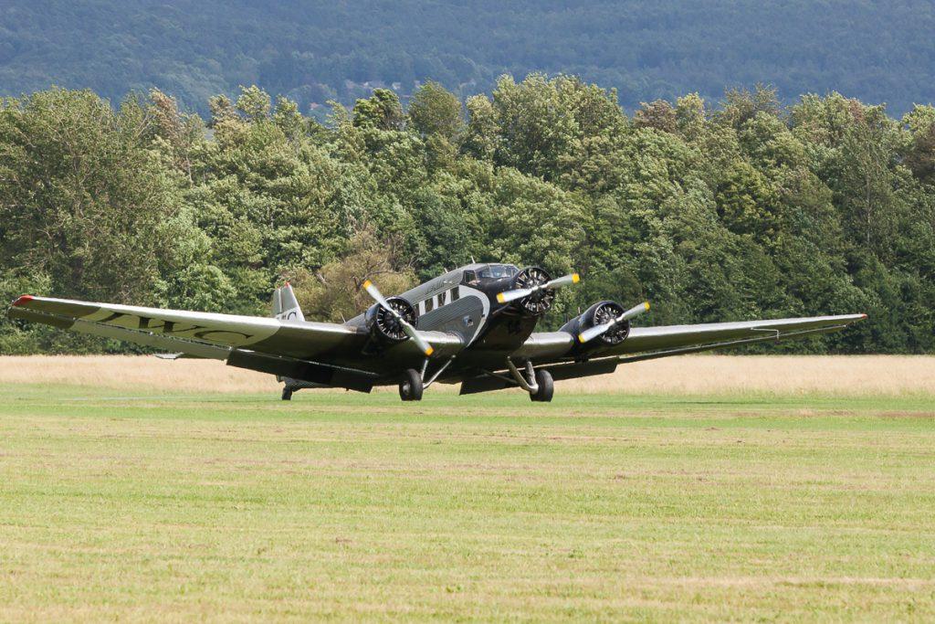 Airshow Gelnhausen 2011 - Junkers Ju 52
