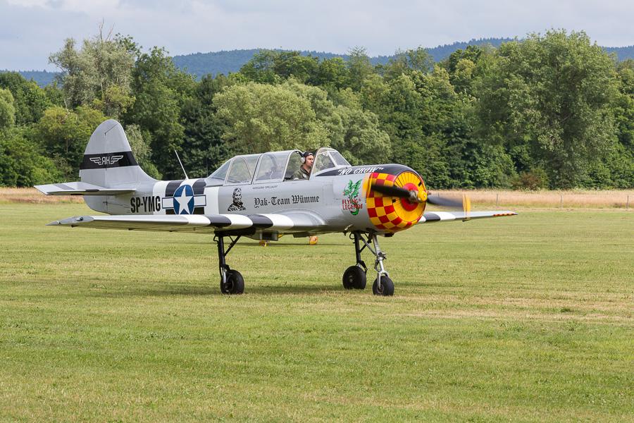 Yak-52 (SP-YMG)
