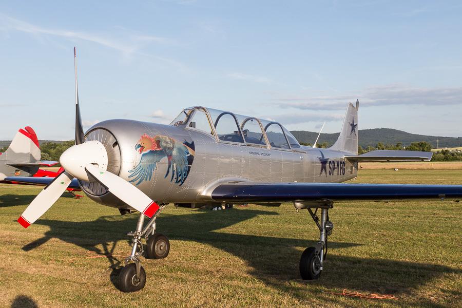 Yak-52 (SP-YFG)
