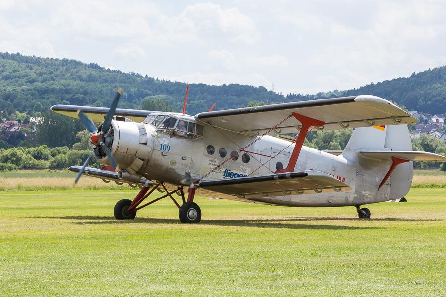 PZL-Mielec An-2 - Antonov (D-FWJM)