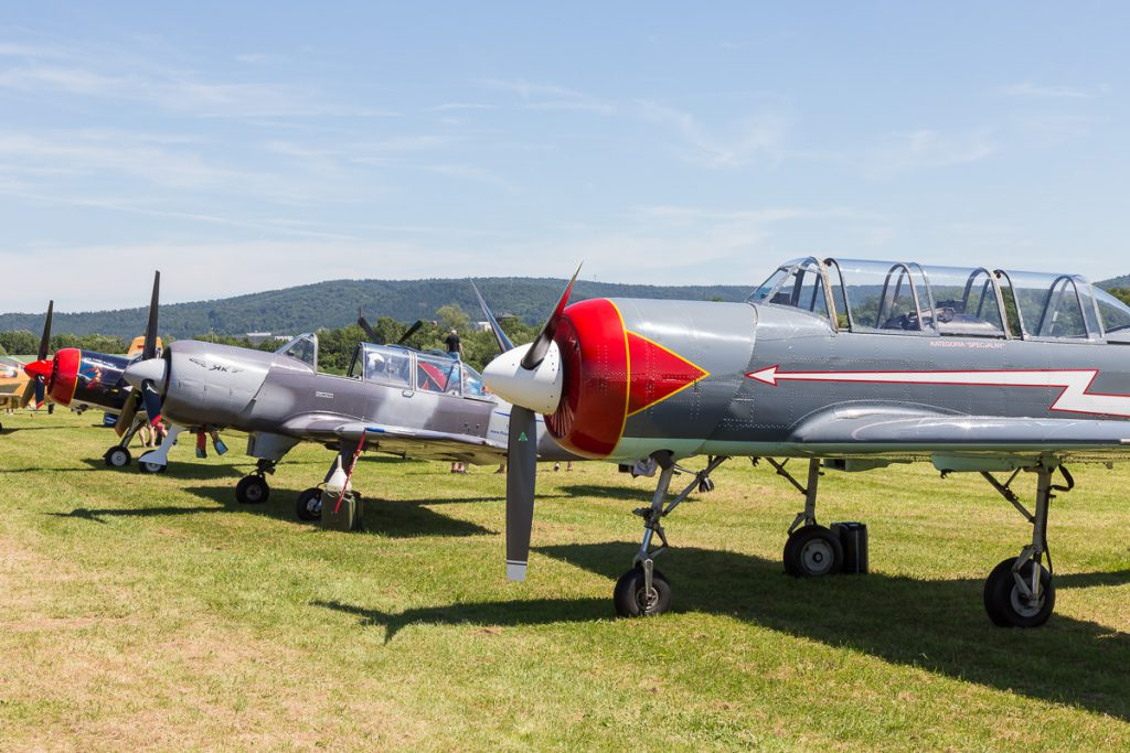 Airshow Gelnhausen 2017 - Yaks