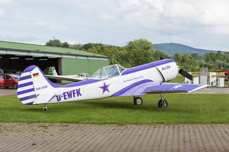 Yak-50 (D-EWFK)