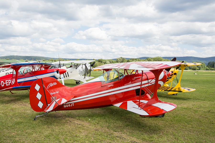 Pitts S-1S Special (N44JT)
