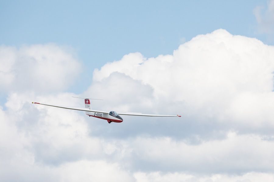 Pilatus B4 (PC-11) (D-6598)